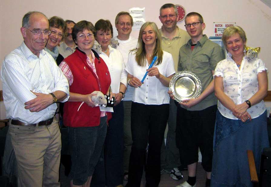Triumphant Rats Team in 2007